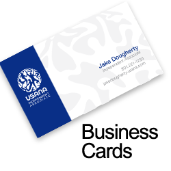 Business Cards Usana